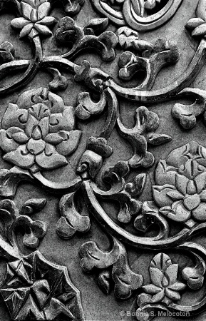 Iron vines