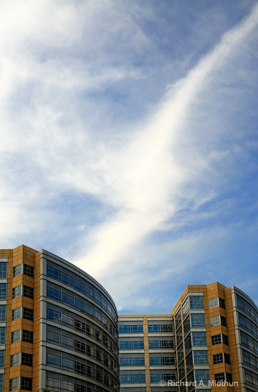 Summer Sky, University of Michigan