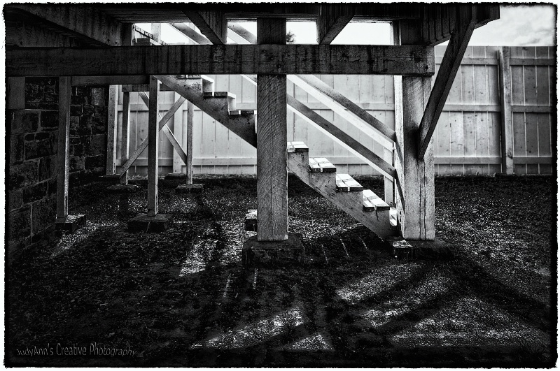 Long Stairway to the Gallows