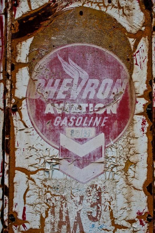 The Old Chevron Pump