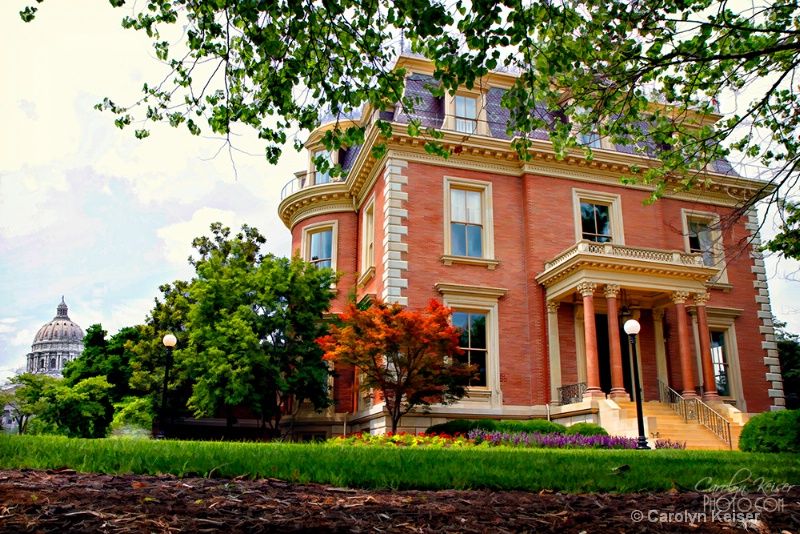 The Governor's Mansion - ID: 12002518 © Carolyn Keiser