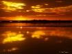 Sundown reflectio...