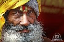 ~ Indian Sadhu ~