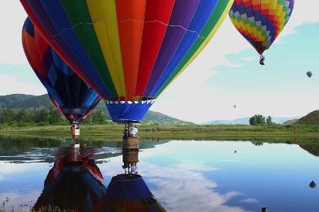 Balloon Skimmers