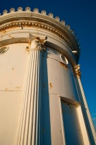 Detail, Bug Light Lighthouse