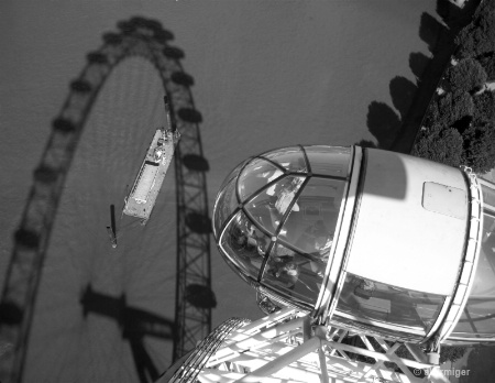 The Big Eye aka The Millennium Wheel London