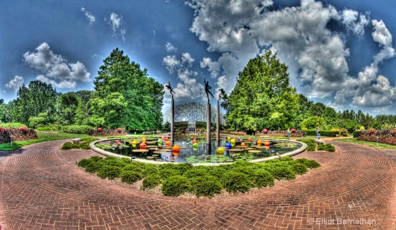 Missouri Botanical Gardens 4 - ID: 12031597 © Elliot S. Barnathan
