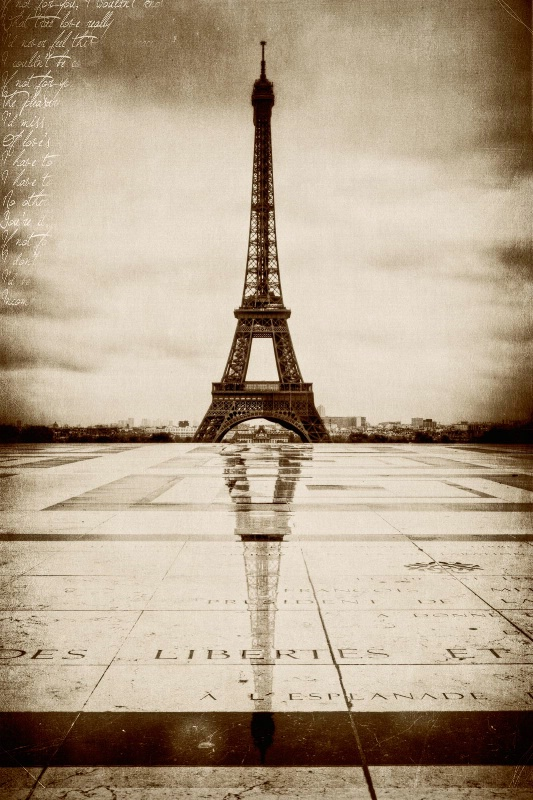 Nostalgically Parisienne