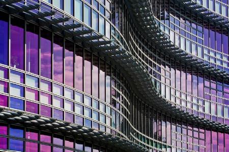 Polarized Glass