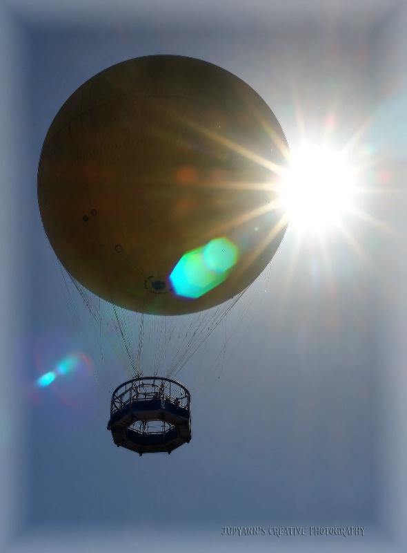 Up, Up and AWAY! - ID: 12052668 © JudyAnn Rector