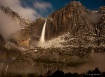 yosemite falls at...
