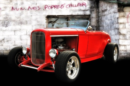 Red Rod