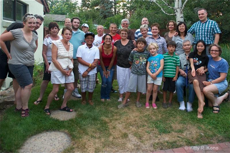 Family Reunion 1 - ID: 12096397 © Kitty R. Kono
