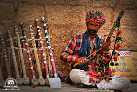 """"""" An Indian Tune Creator """""""