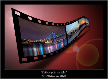 Philadelphia on Film