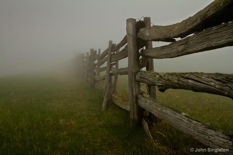 Beyond the Fence? - ID: 12117142 © John Singleton