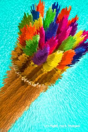Pencil Explosion!