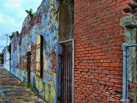 The  Wall-Calvert Texas