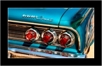 comet tail lights