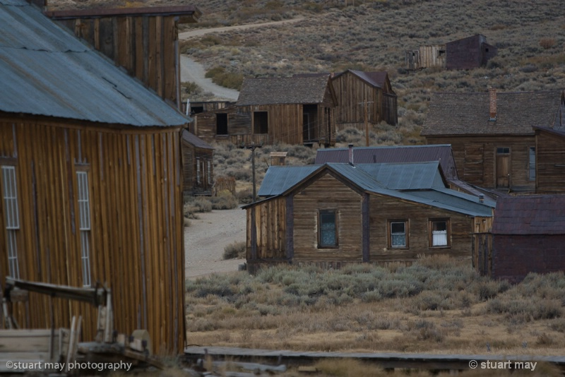 bodie ghost town-41 - ID: 12125031 © Stuart May