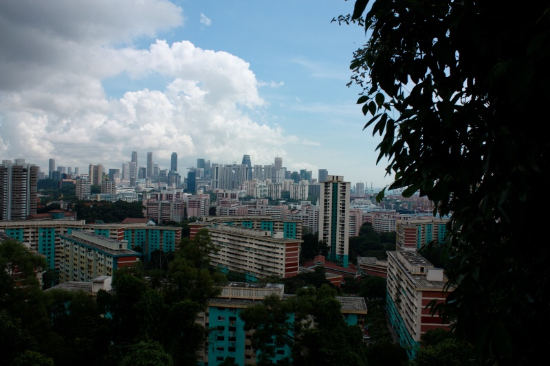 View of the Singapore