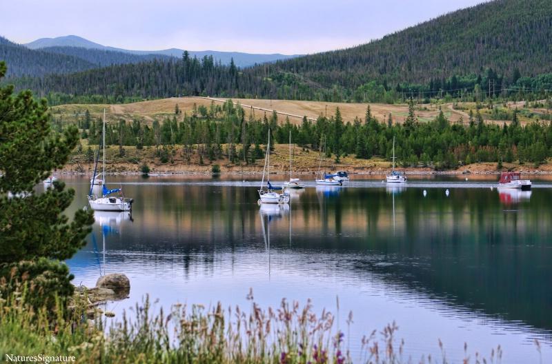 ~ Lake Time ~ - ID: 12151238 © Trudy L. Smuin