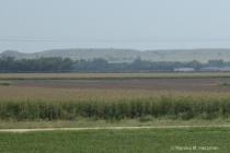 Kansas landscape with polarizer