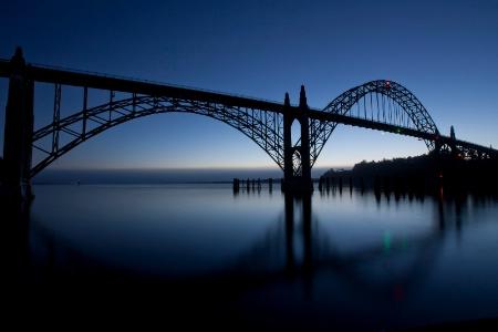 Yaquina Bay Bridge