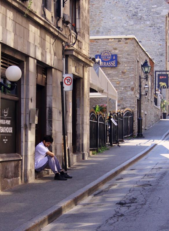 Old Montreal - ID: 12180439 © ashley nicholas