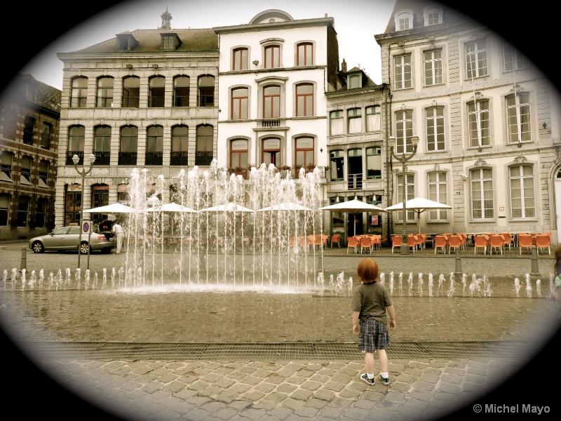 Grande Place, Mons Belgium