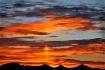 Sunrise Over the ...
