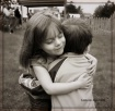 A Precious Hug......