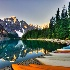 © Joseph T. Pilonero PhotoID# 12213804: Ready for Moraine Lake