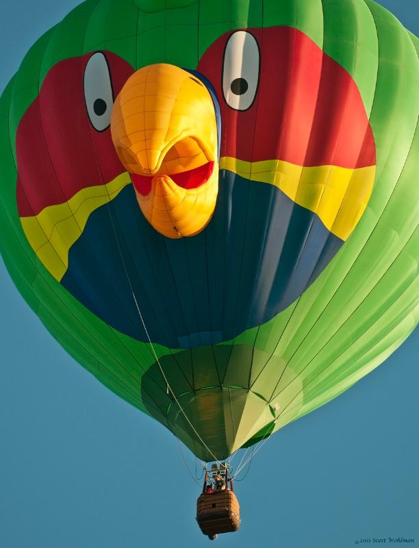 Colorado Springs Balloon Classsic 2011