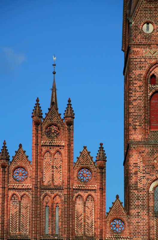 A church from Odense