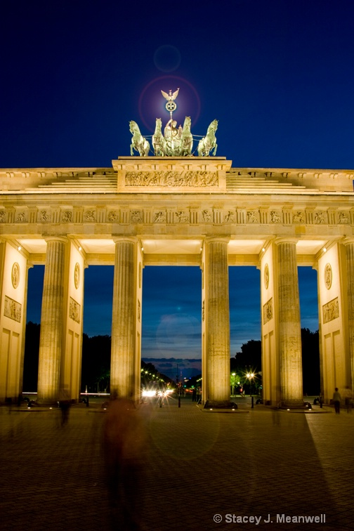 Brandenburg Gate - Berlin, Germany - ID: 12238401 © Stacey J. Meanwell