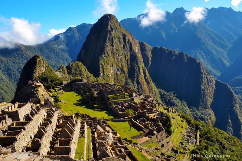 Machu Picchu, Peru - ID: 12241210 © Rick Zurbriggen