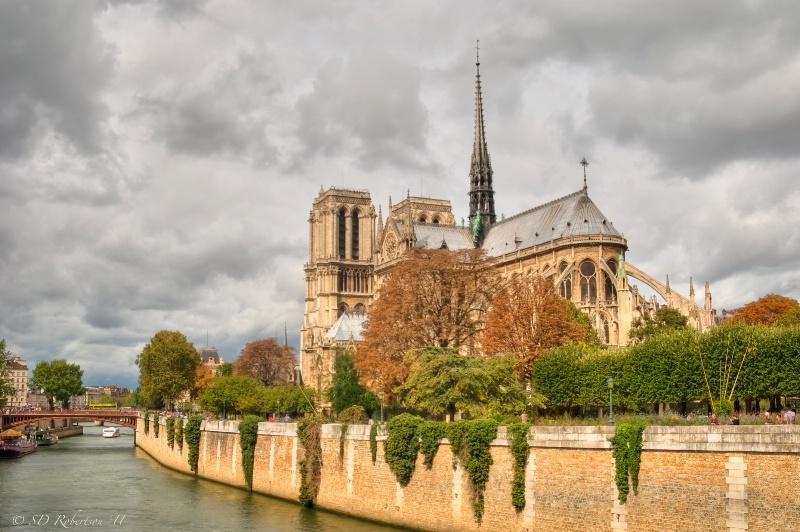 Storm Over Notre Dame