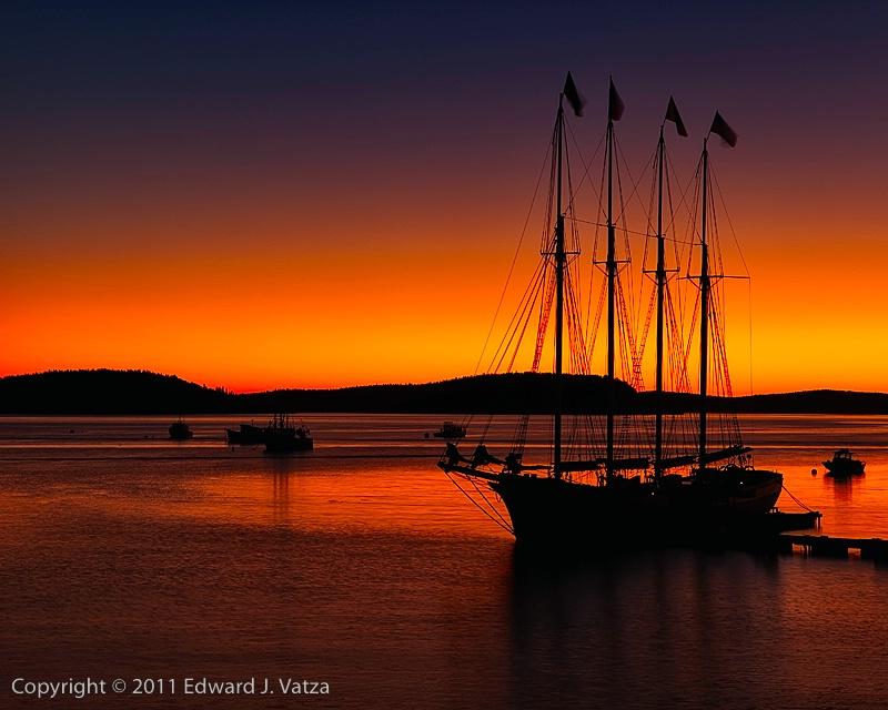Frenchman's Bay Dawn