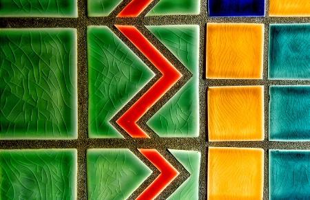 Tile Wall Decor