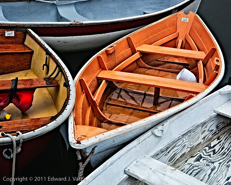 Skiffs of Southwest Harbor