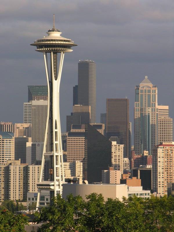 Seattle highlight - ID: 12272111 © Jannalee Muise