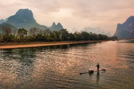 Li River Reflections