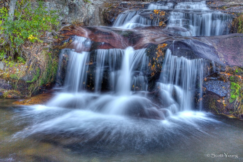 Staton Creek Falls; Amherst, Va. - ID: 12288843 © Richard S. Young