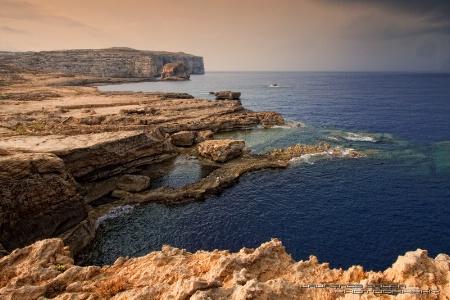 Rocky Coast of Dwejra