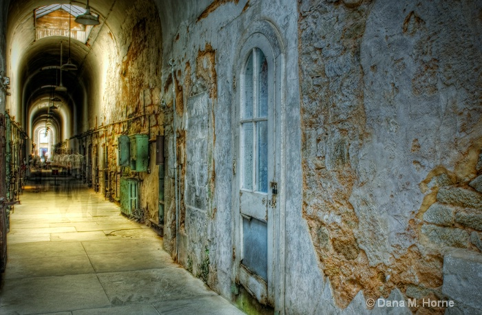 Ghosts of Eastern State Penitentiary
