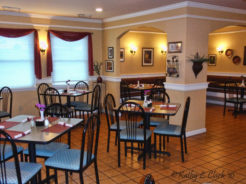 Clark's Restaurant in Athens Alabama