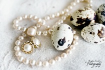 Pearls and Quail Eggs