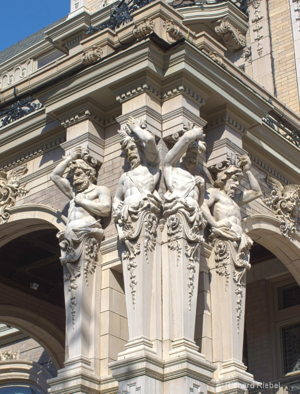 5/10 Mansion detail