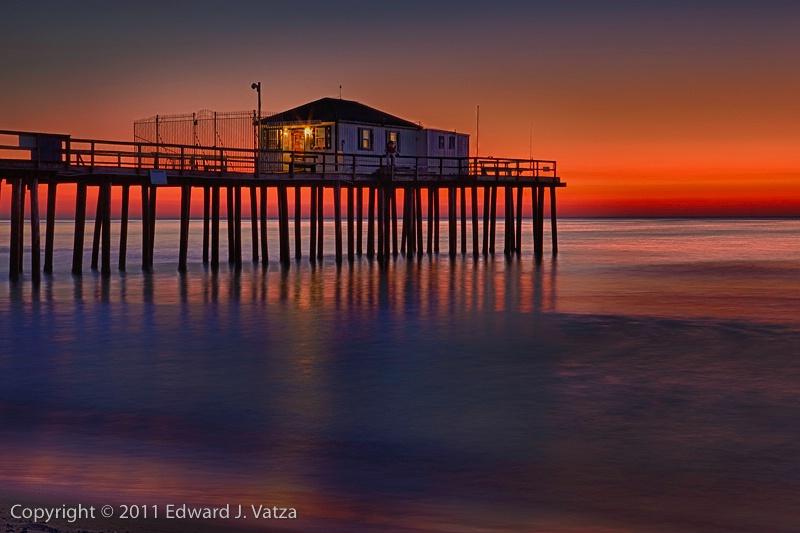 Ocean Grove Dawn - 6:31 am